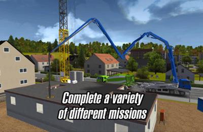 Konstruktions Simulator 2014 für iPhone