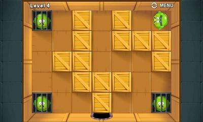 Rätsel Push The Box auf Deutsch