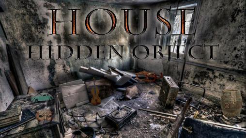 House: Hidden object Screenshot