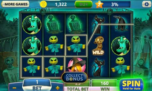 Feste Halloween casino slots auf Deutsch