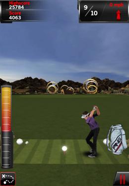 Golf avec Bubba Watson en russe