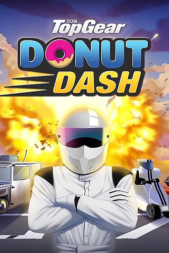 Скриншот Top gear: Donut dash на андроид