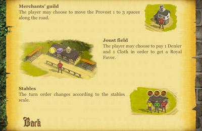 Wirtschaftsspiele Caylus auf Deutsch