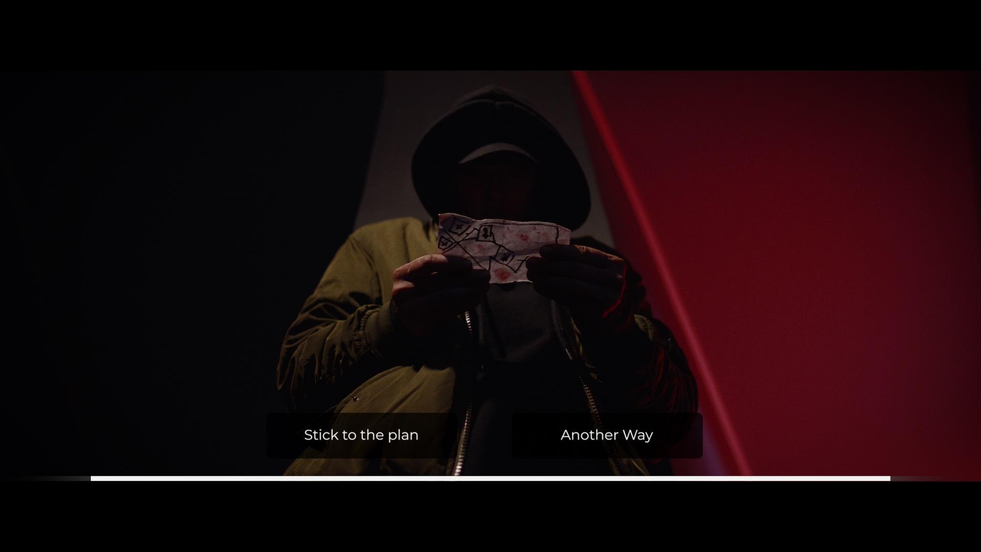 She Sees Red - Interactive Thriller captura de tela 1