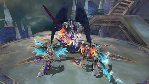 Eternity: War of chaos and order screenshot 2
