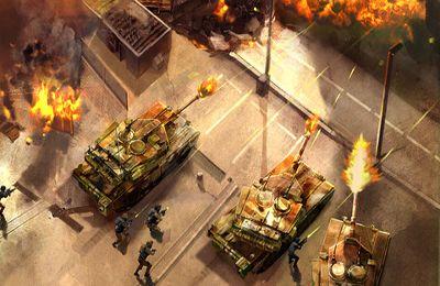 El fuego de la guerra