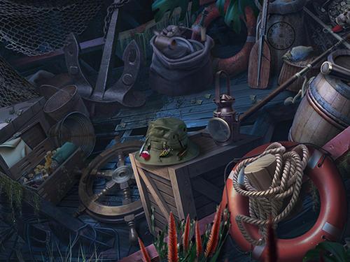 Abenteuer Mystery trackers: Darkwater bay für das Smartphone