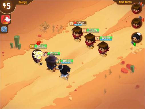 Little bandits Screenshot