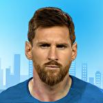 Messi runner Symbol