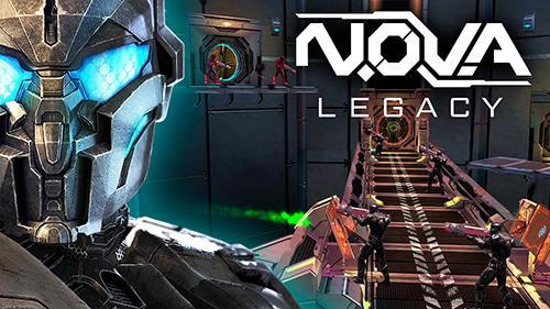 N.O.V.A. Legacy captura de tela 1