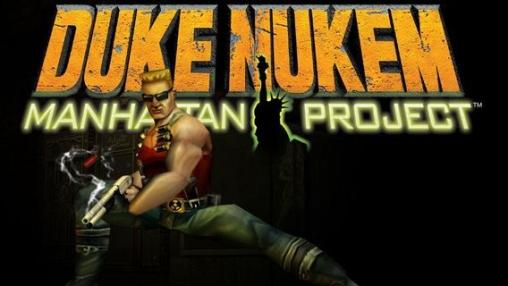 logo Duke Nukem: Manhattan project