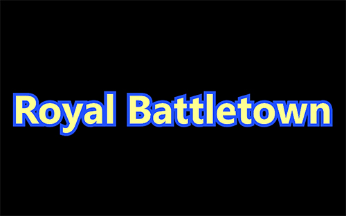 Royal battletown Screenshot