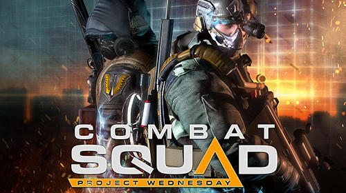 Combat squad ícone
