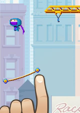 Аркады игры: скачать Ninja up! на телефон