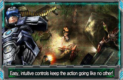 Strategiespiele: Lade Alien Shooter auf dein Handy herunter