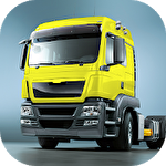 Иконка Big truck hero 2: Real driver