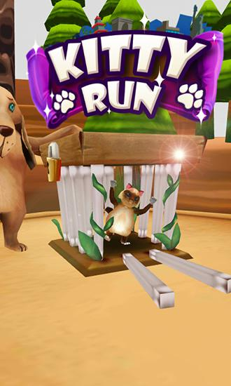 Kitty run: Crazy cats capture d'écran 1