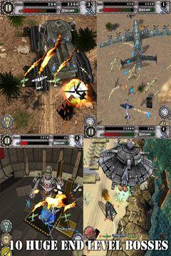 Arcade-Spiele: Lade Der Luftangriff auf dein Handy herunter
