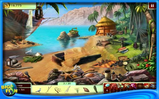 100% Hidden objects für Android