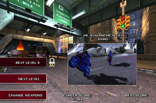 Juegos de motos Race stunt fight 3! en español