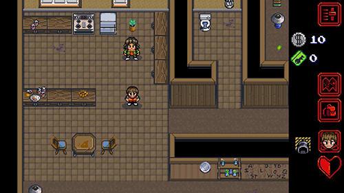 RPG Stranger things: The game für das Smartphone