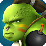 Bomber heroes: Bomberman 3D icône