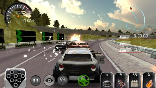 Armored car HD para Android