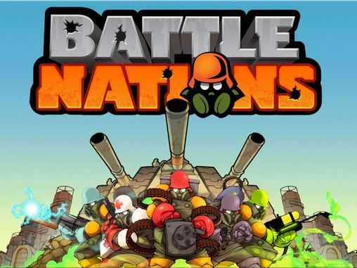 Battle nations icon