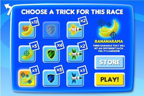 Multiplayerspiele: Lade Track & Tricks auf dein Handy herunter