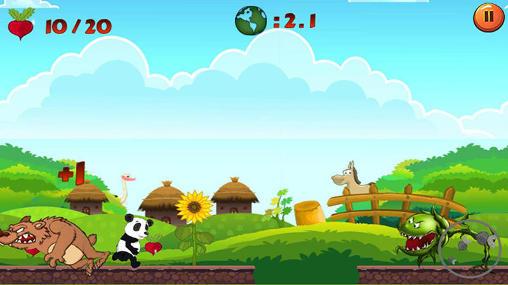 Раннеры Jungle panda run на русском языке