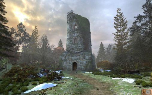 HD игры Dracula 5: The blood legacy HD на русском языке