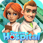 Dream hospital: Health care manager simulator Symbol