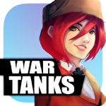 War tanks: Multiplayer game Symbol