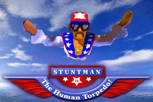 logo Stuntman: Das Menschliche Torpedo!