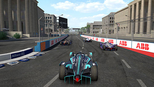 Ghost racing: Formula E für Android