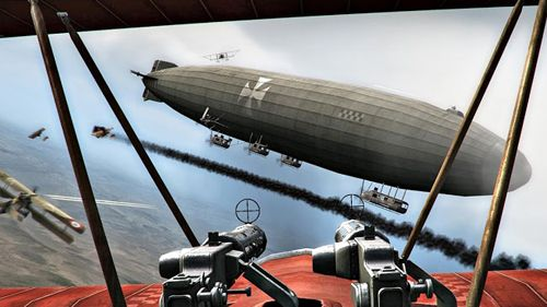 Luftbaron: Krieg der Flugzeuge auf Deutsch