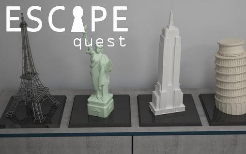 Escape quest screenshot 1