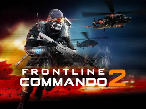 Frontline commando 2 for android apk download.