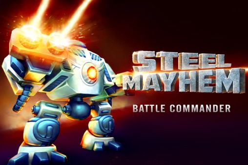 logo Steel Mayhem: Kampf Commander