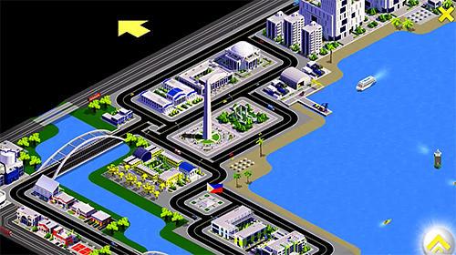 Wirtschafts-Strategie Designer city 2 auf Deutsch