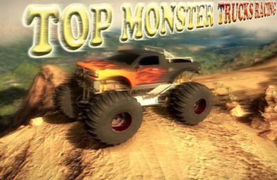 logo Top Monster - LKW Rennen Pro