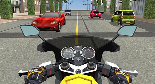 Furious city moto bike racer 2 auf Deutsch