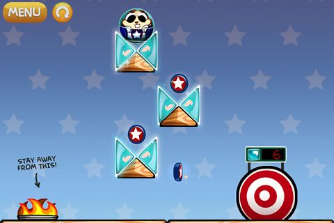 Arcade-Spiele: Lade Hank Hazard: Der Stunt Hamster auf dein Handy herunter