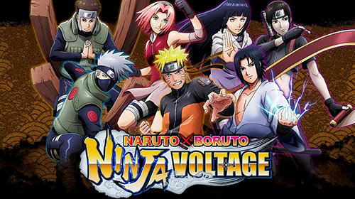 Naruto x Boruto ninja voltage capturas de pantalla