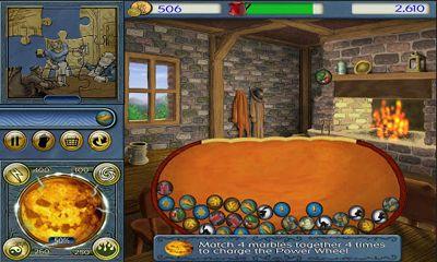 Physikspiele The Legend of Sleepy Hollow auf Deutsch