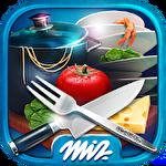 Hidden object: Messy kitchen Symbol
