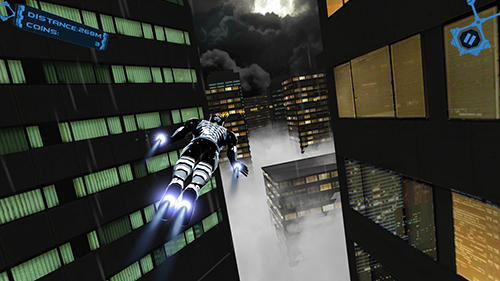 Dark knight of Gotem city for Android