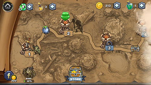 Magic siege: Defender für Android