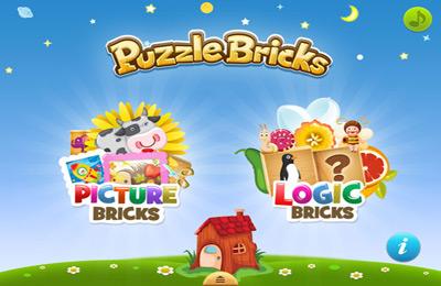 logo Puzzle de ladrillos