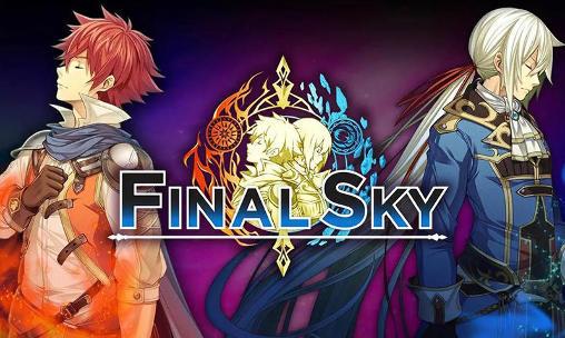 Final sky icon